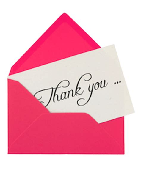 Thank You Messages: What to Write in a Thank-You Card